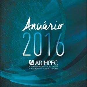 Anuário ABIHPEC 2016