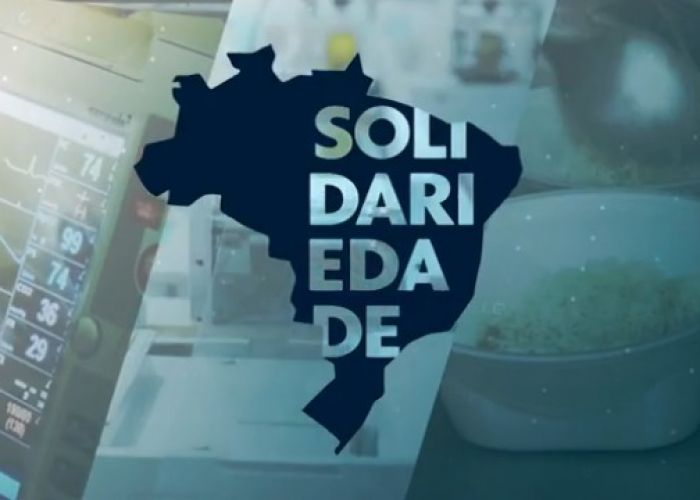 ABIHPEC no Solidariedade S.A. – Jornal Nacional