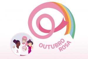 Outubro Rosa do Programa De Bem com Você, a Beleza contra o câncer